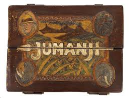 Wooden Jumanji Board Game Jumanji Board Game Valued At Up To 100100 Ahead Of Sale 49