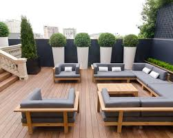 rooftop furniture. Modern Patio | Outdoor Design Gray Furniture Rooftop Terrace Patios