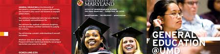 University Of Maryland Ap Credit Chart General Education Program University Of Maryland