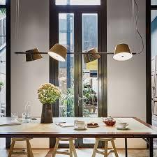 linear dining room lighting. Tam 4 Light Linear Pendant Scheme Of Dining Room Lighting
