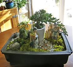 Small Picture How To Make A Bonsai Dish Garden Bonsai Pinterest Dish
