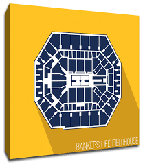 Bankers Life Seating Chart