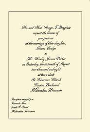 wedding invitation cover letter wedding invitation cover letter 9 my nardellidesign com