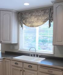 Kitchen Window Valances Lovely Kitchen Window Valances Pbh Architect