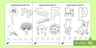 Signup to get the inside scoop from our monthly newsletters. Letter P Coloring Pages Teacher Made