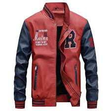 riverdale southside serpents jacket leather coats costume college jackets men embroidery baseball jackets riverdale fashion canada 2019 from sizhu