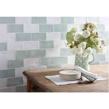 laura ashley artisan eau de nil wall tiles