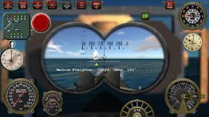 smartphone game silent depth submarine simulation tizen devices
