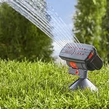 scotts all in one oscillating sprinkler