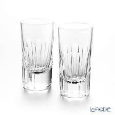la maison pigalle double 90 ml shot glass pair