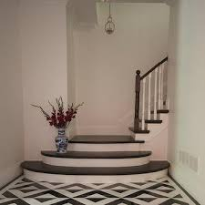 Black And White Tiled Floor Design Ideas
