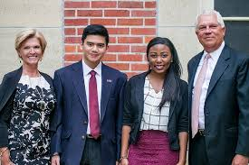 Founder | LSU President's Millennial Scholars Program