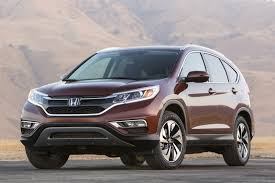 2017 Honda CR-V Going Larger, Seven Seats Possibly Standard
