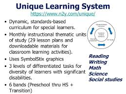 Image result for unique learning system