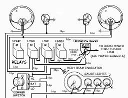 rod basic wiring diagram rod wiring diagrams online how to wire up lights in your hotrod