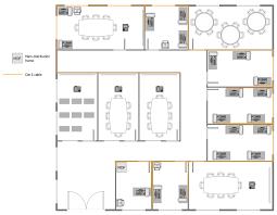 office floor plans. Wonderful Office Office Network Layout On Floor Plans