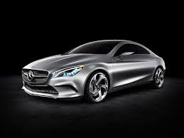 It isn't obvious that this concept car is a green car. 2012 Mercedes Benz Concept Style Coupe Review Supercars Net