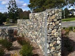 Small Picture Gabion Walls Design Beautiful Brick Gabion Walls Pesquisa Google