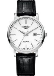 Купить мужские наручные <b>часы Roamer</b> на StyleTopik