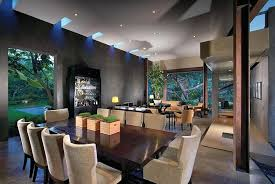 open dining small skylights give the entire open plan living area a unique appeal design prestige