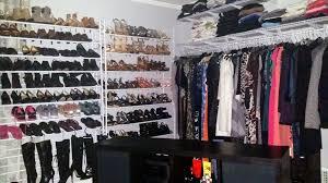convert spare room into walk in closet