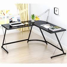 image office furniture corner desk. Office Furniture Corner Desk Lovely Amazon Shw L Shaped Home Fice Kitchen \u0026 Dining Image T