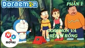 Doremon tập dài ( Nobita và hiệp sĩ rồng ) | phần 1| phim hoạt hình thuyết  minh tiếng việt hay. - YouTube