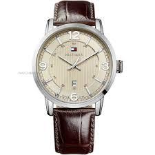 """men s tommy hilfiger george watch 1710343 watch shop comâ""""¢ mens tommy hilfiger george watch 1710343"""