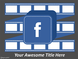 Free Facebook Powerpoint Template Download Free Powerpoint Ppt