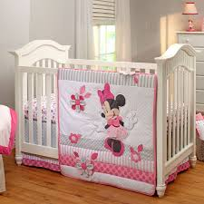 Minnie Mouse Crib Bedding Set for Baby - Personalizable | Bedding ... & Minnie Mouse Crib Bedding Set for Baby - Personalizable | Bedding | Disney  Store Adamdwight.com