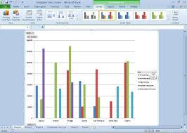 How To Filter An Excel 2010 Pivot Chart Dummies