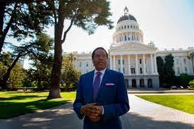 Larry Elder is leading in the CA recall ...