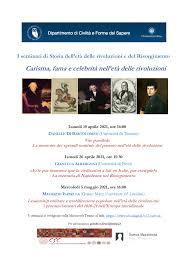 5 maggio 2021 - Leadership militare e mobilitazione popolare nell'età delle  rivoluzioni: i pronunciamenti del 1820-21 nell'Europa meridionale •  Dipartimento di Civiltà e Forme del Sapere