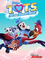 Bộ Đồ Chơi Mô Hình Phim Hoạt Hình Disney Junior T.O.T.S Của Mỹ – Set 6 Nhân  Vật Fullbox – Outdoor Online Store