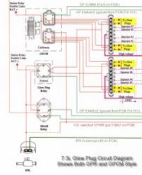 7 3 powerstroke glow plug wiring diagram 7 3 image excursion f250 pcm and engine 7 3l ford truck enthusiasts on 7 3 powerstroke glow plug 6 0 powerstroke pcm wiring diagram