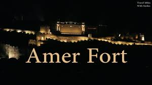 Amber Fort Light Show Tickets Amer Fort Sound And Light Show A Glimpse