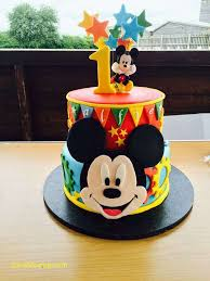 Mickey Mouse Cakes 1st Birthday Lovely Cheap 1st Birthday Ideas