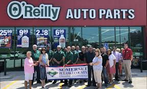 Does O Reilly Do Check Engine Lights For Free Ribbon Cutting Somerset Pulaski Chamber