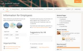 Wikis Business Looking For An Internal Wiki For Your Company Papyrs