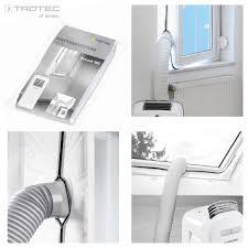 Trotec Airlock 100 Fensterabdichtung Für Klimageräte Und
