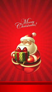 santa claus wallpaper for iphone. Brilliant For Cute Christmas Santa Claus IPhone 8 Wallpaper Intended Wallpaper For Iphone E