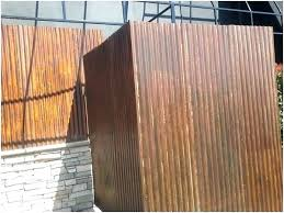 rusty metal roofing corrugated a cozy rusted fence metals inc roof repair you can downlo rusted metal roofing a get residential corrugated