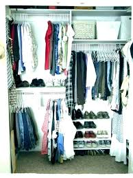 Small Bedroom Closet Organization Ideas Simple Inspiration Ideas