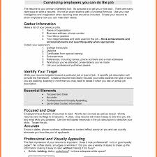 Sensational How To Write Resume For It Job First Examples Example