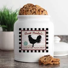 Country Kitchen Dog Treats Personalized Country Kitchen Treat Jar Walmartcom