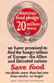 「future President Herbert Hoover to lead the Food Administration,」の画像検索結果