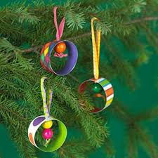 30 DIY Christmas Tree Ornament Tutorials  Glue Dots Sharpies And Christmas Tree Ornaments Crafts