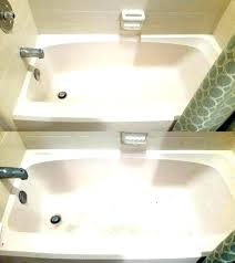 cleaning bathroom tiles with vinegar and baking soda how to clean bathtub decor 9