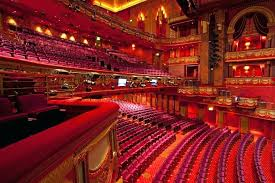 Citi Performing Arts Center Seating Chart Wang Theater Seating Chart Goldenenterprises Co