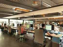 41 best Open Plan Offices images on Pinterest